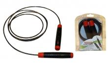 Скакалка скоростная с подшипником и стальным тросом PS FI-4035-C (l-2,7, d-5мм)