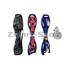 Скейтборд 2-х колесный RipStik (роллерсерф) SK-313 Spiderman (ABS, колесо-PU, р-р деки 78х20х3см)