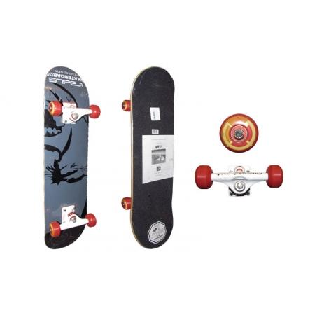 Скейтборд в сборе (роликовая доска) RADIUS RAD-410B (колесо-PU, р-р деки 78,5х19х0,9см, АВЕС-5)