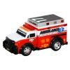 Скорая помощь со светом и звуком 13 см, Серии Road Rippers, Toy State, 34515