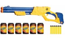 Скорострельное ружье EXCEL Vigilante, Zuru X-Shot, 3623
