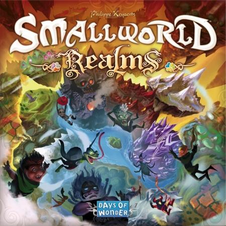 Small World. Realms (дополнение) - Настольная игра