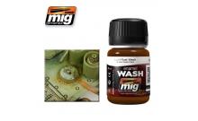 Смывка Ammo A.MIG-1004 Light Rust Wash
