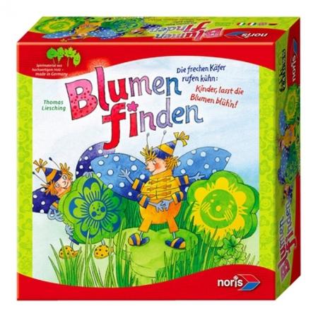 Собери букет (Flowers matching) - Настольная игра