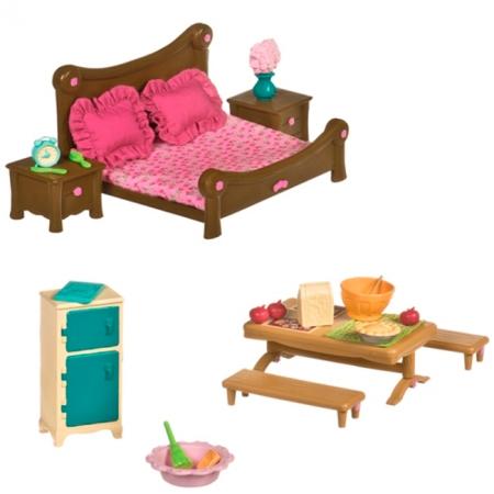 Спальня и столовая, Li'l Woodzeez, 6127Z