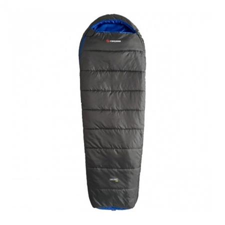 Спальный мешок Caribee Nordic Compact 1600 (-5 C) Graphite/Blue
