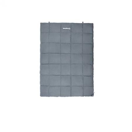 Спальный мешок KingCamp ACTIVE 250 DOUBLE (KS3189) R Grey