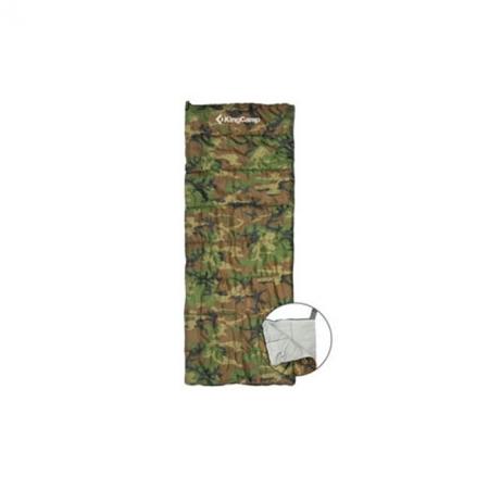 Спальный мешок KingCamp ARMY MAN (KS3135) R Camo