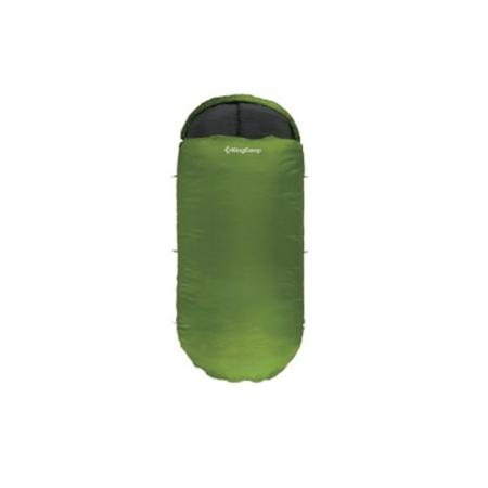 Спальный мешок KingCamp Freespace 250 (KS3168) R Green
