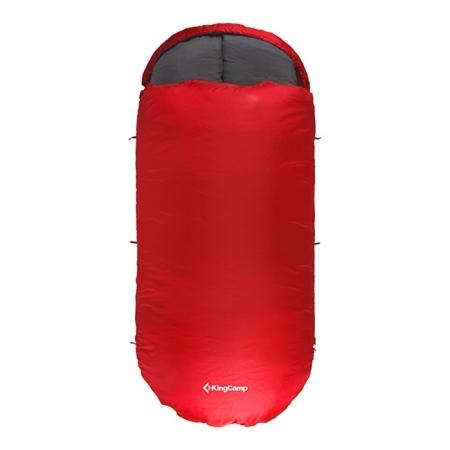 Спальный мешок KingCamp Freespace 250 (KS3168) R Red