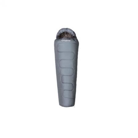 Спальный мешок KingCamp Treck 450L (KS3193) R Grey