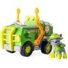 Спасательный автомобиль с фигуркой Рокки, серия «Джунгли», Щенячий патруль, (7 см), PAW Patrol, SM16702-2