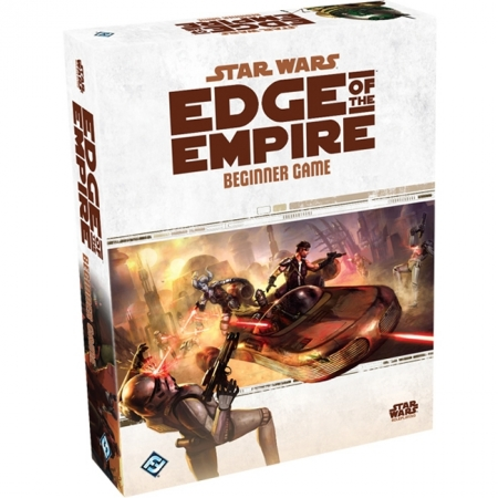 Star Wars: Edge of the Empire Roleplay Beginner Game - Настольная игра