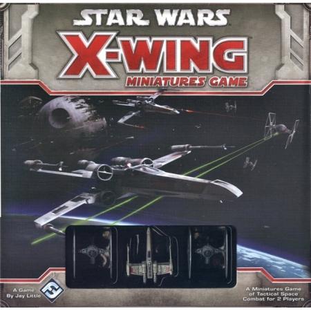 Star Wars X-Wing - Настольная игра