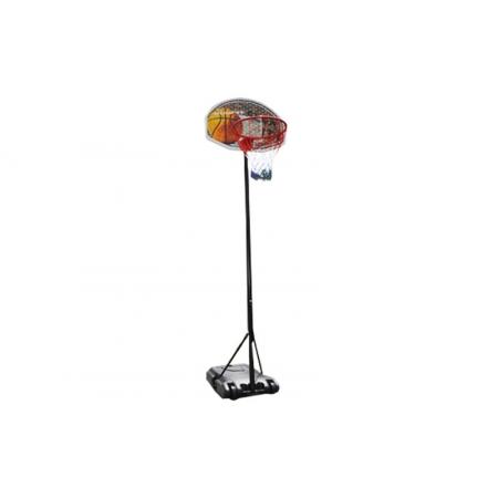 Стойка баскетбольная (мобильная) BA-3526 (щит-PP р-р73x49см,кольцо-сталь (16мм)d-42см,h-165-205см)
