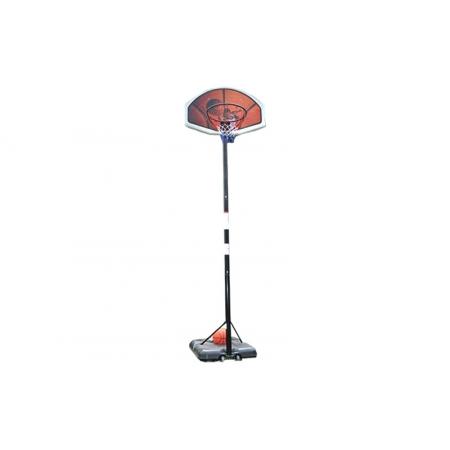 Стойка баскетбольная (мобильная) BA-3530 (щит-PP р-р112x73,5см,кол.-сталь (16мм)d-45см,h-190-305см)