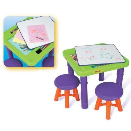 Стол с 2 стульчиками, GrownUp (5006)