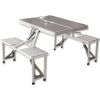 Стол со стульями KingCamp Delux Picnic set (KC3864) Silver