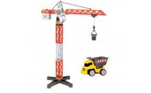Строительный кран, 67 см, Dickie Toys, 346 3337