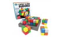 Судоку - игра-головоломка, ThinkFun Color Cube Sudoku