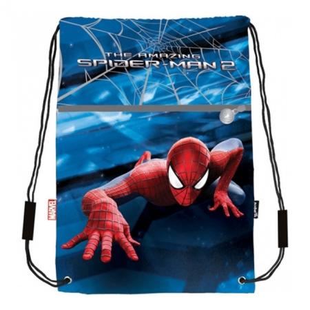 Сумка для обуви с карманом Kite Spider-Man, SM14-601-2K