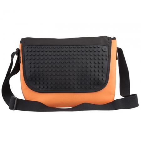 Сумка Уoung оранжево-черная, Upixel (WY-A011E)