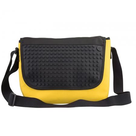 Сумка Уoung желто-черная, Upixel (WY-A011F)