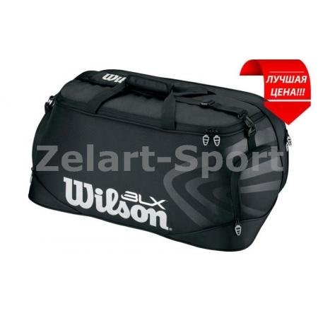 Сумка WILSON WRZ821000 BLX (PL, р-р 76x37x33см, черный)