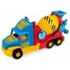 Super Truck бетономешалка, маленькая. Wader, 36590