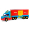 Super Truck фургон, 80 см, Wader, 36510