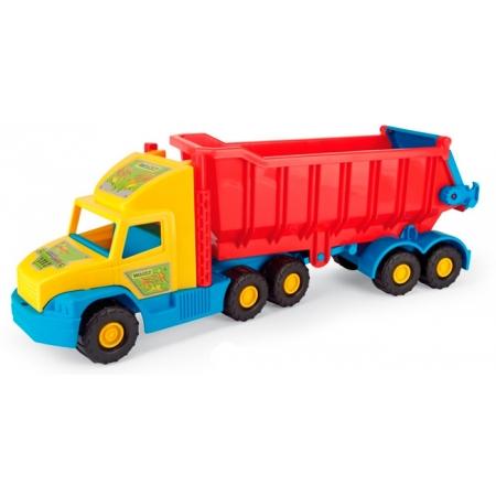 Super Truck грузовик, 75 см, Wader, 36400
