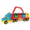 Super Truck, мусоровоз. Wader, 36530