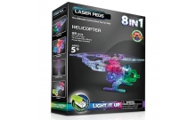 Светящийся конструктор Laser Pegs