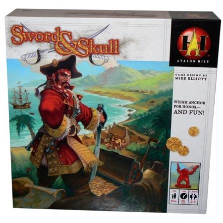 Sword & Skull - Настольная игра