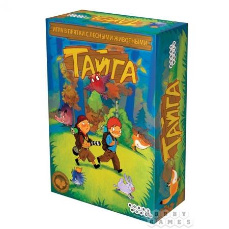 Тайга - Настольная развивающая игра (1138)