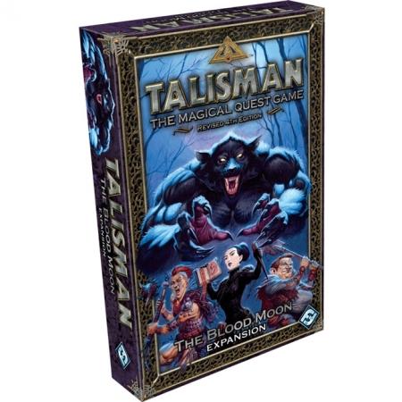 Talisman (Талисман): The Blood Moon - Настольная игра