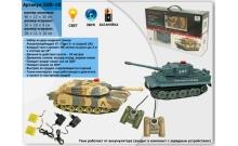 Танк 508-10 на радиоуправлении 2 шт в компл (Танковый бой)