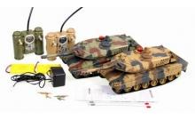 Танковый бой 558 HUAN QI  на радиоуправлении, 2  танка в компл