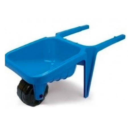 Тележка для песка синяя, Гигант, Wader, 74800-2