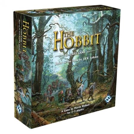 The Hobbit Card Game - Настольная игра