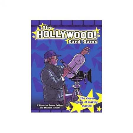 The Hollywood! Card Game - Настольная игра