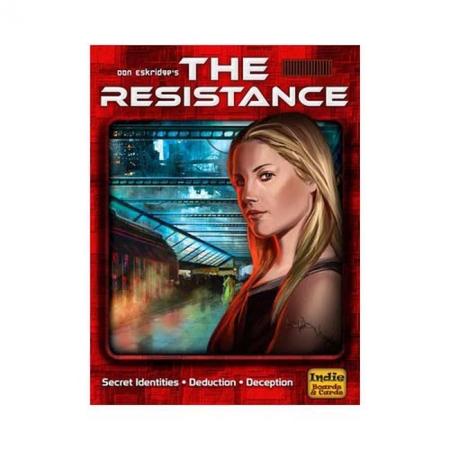 The Resistance (Сопротивление) - Настольная игра