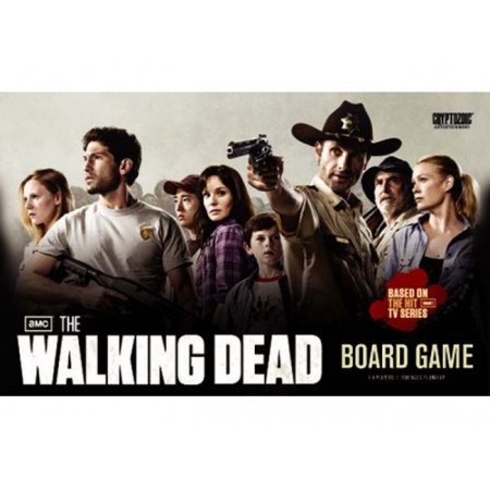 The Walking Dead Board Game - Настольная игра