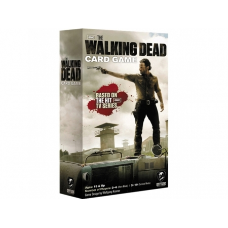 The Walking Dead Card Game - Настольная игра