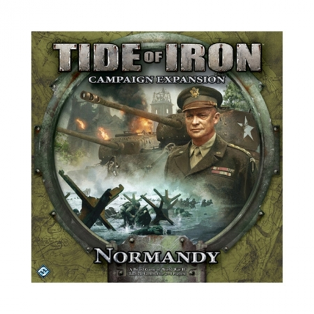 Tide of Iron Campaign Expansion: Normandy - Настольная игра