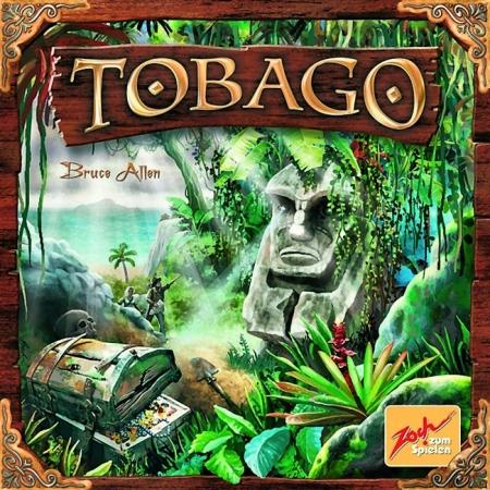 Tobago - Настольная игра