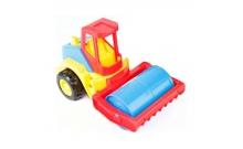 Трактор-каток, спецтехника, Tech Truck, Wader, 39476-1
