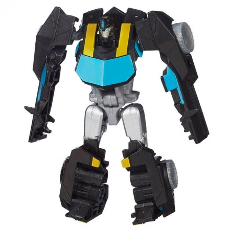 Трансформер Бамблби (черный), Роботы под прикрытием, Transformers, B2976 (B0065-13)