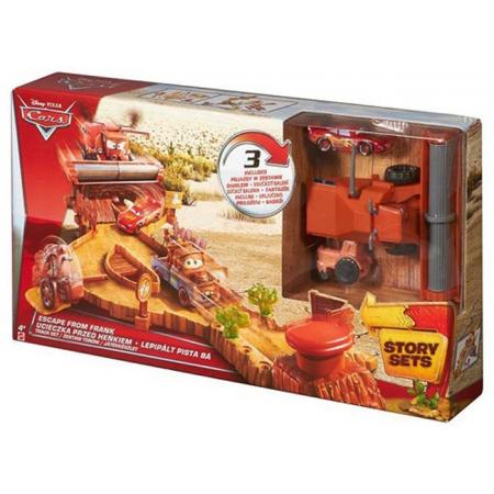 Трек Побег по бездорожью, Mattel, CDR37