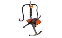 Тренажер AB DOER TWIST LS-108 (металл, неопрен, р-р 65x42x100см, вес польз. до 100кг)